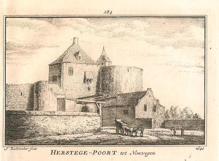 Nijmegen, Herstegepoort.