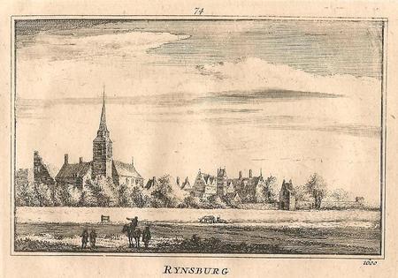 Rijnsburg.