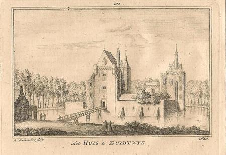 Wassenaar, Huis Zuidwijk.