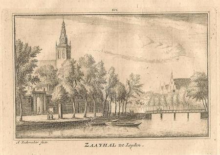 Leiden,Zaaihal.