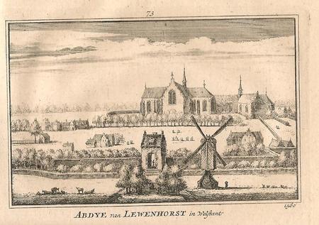 Noordwijkerhout, Abdij Leeuwenhorst.