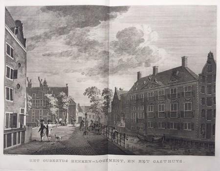 Amsterdam. Grimburgwal.