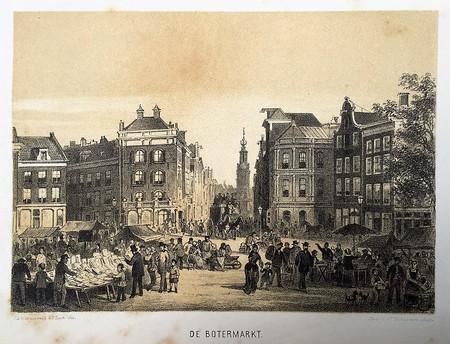 Amsterdam. Rembrandtplein