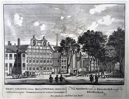 Den Haag. Lange Voorhout.