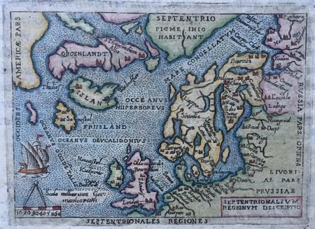 Scandinavië.