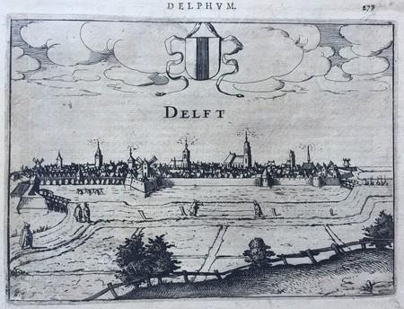 Delft. View.