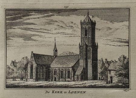 Loenen. Kerk.