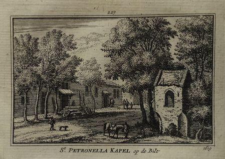 De Bilt. Sint Petronella's Kapel.