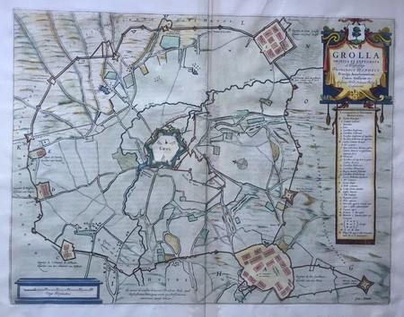 Groenlo. Siege of 1627