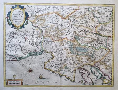 Slovenië. Noordwest-Kroatië. Noordoost-Italië.