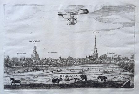 Montfoort. View