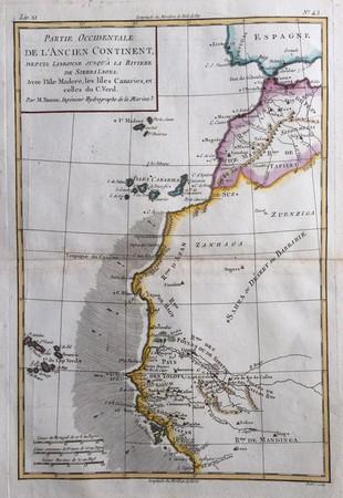 Northwestern Africa