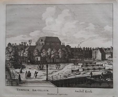 Amsterdam. Amstelkerk.