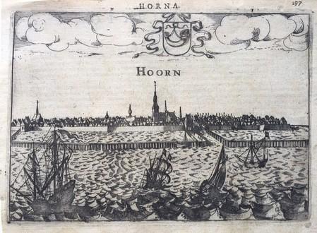 Hoorn. View