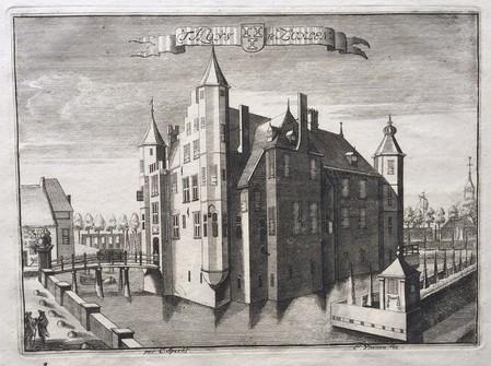 Oud-Zuilen. Zuylen Castle.