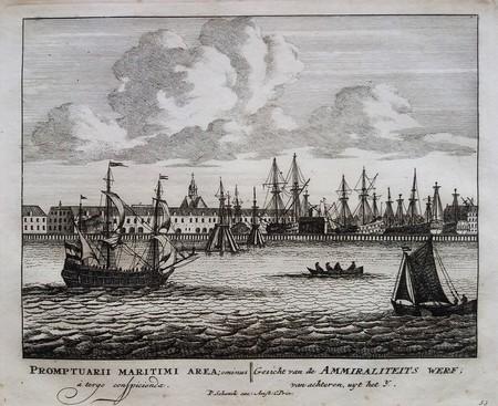 Amsterdam. Kattenburg. Admiraliteitswerf