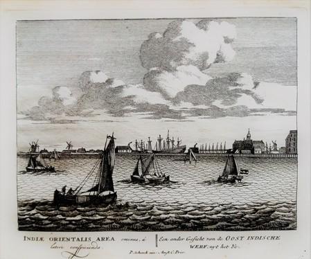 Amsterdam. Oostenburg. Oostindiëwerf en Oost-Indisch Zeemagazyn
