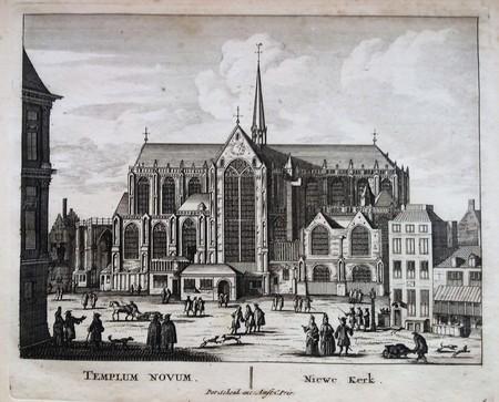 Amsterdam. Nieuwe Kerk