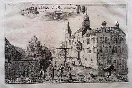 Jutphaas. Nieuwegein. Castle Rijnenburg.