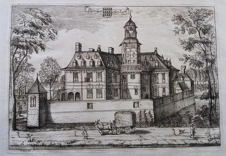 Jutphaas. Nieuwegein. Kasteel Plettenburg.