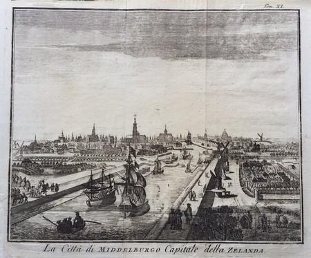Middelburg. View.
