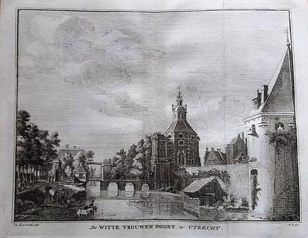 Utrecht. Wittevrouwenpoort.