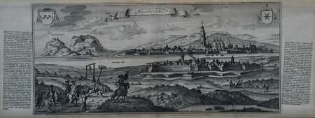 Maastricht. View.