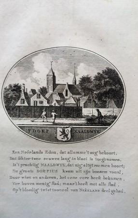 Naaldwijk town.