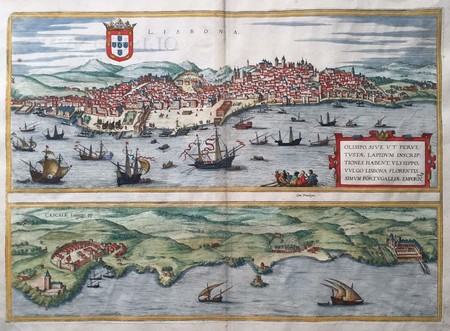 Portugal. Lisbon. Cascais and Belém.