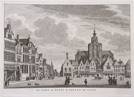 Bergen op Zoom.