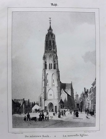 Delft. New Church