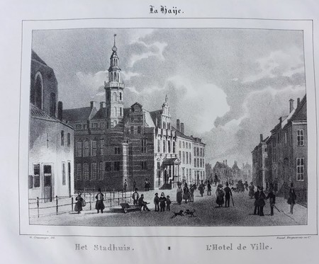 The Hague. Town Hall