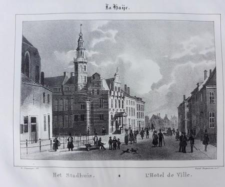 Den Haag. Stadhuis