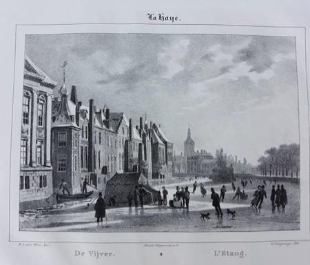 Den Haag. Hofvijver