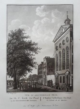 Amsterdam. Sint-Annakerk.