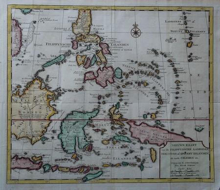 Indonesië. Filipijnen.