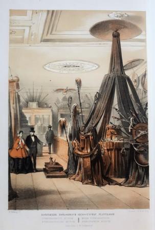 Amsterdam. Ethnographical museum.