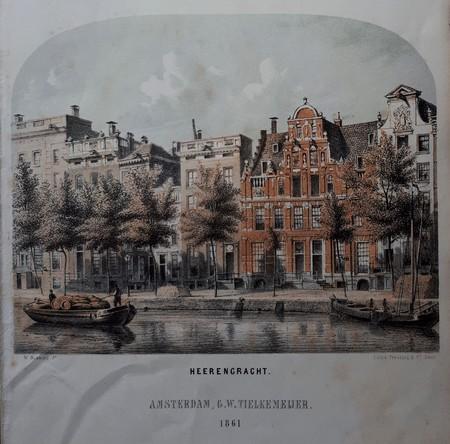 Amsterdam. Herengracht.