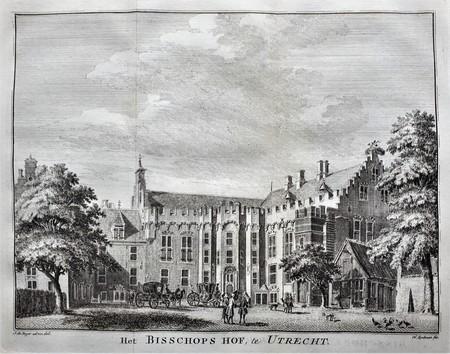 Utrecht. Bisschopshof