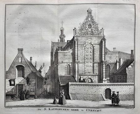 Utrecht. Katharijnenkerk.
