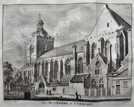 Utrecht. Buurkerk