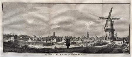 Utrecht. View