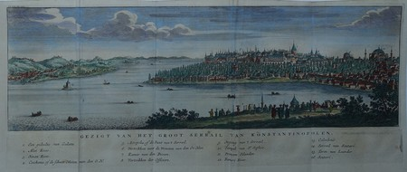 Turkey. Istanbul. Constantinople. View.