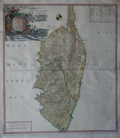 France. Corsica.