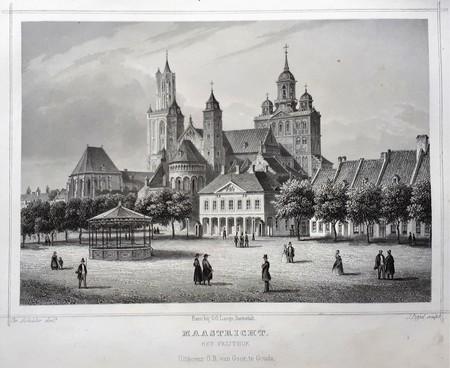Maastricht. Vrijthof.