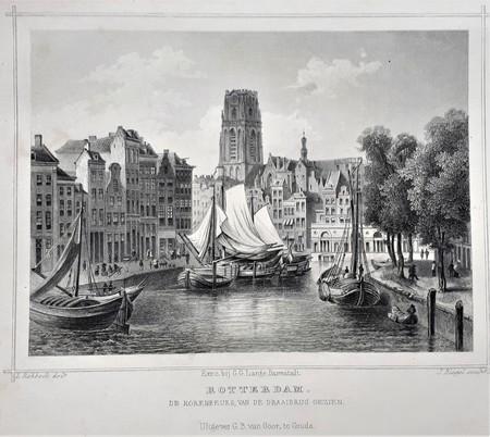 Rotterdam. Korenbeurs.