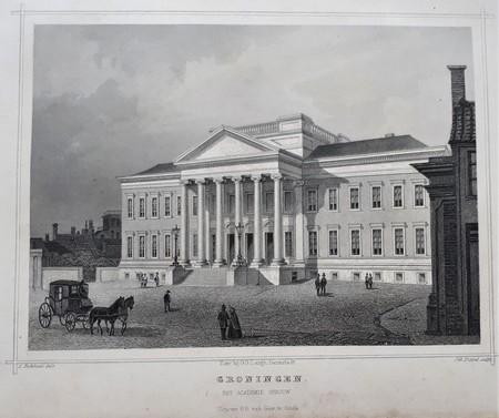 Groningen. Academie.
