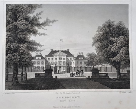 APELDOORN. Het Loo palace.
